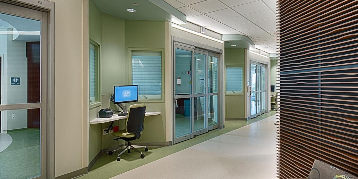 Markets Healthcare Metro Patient Floor