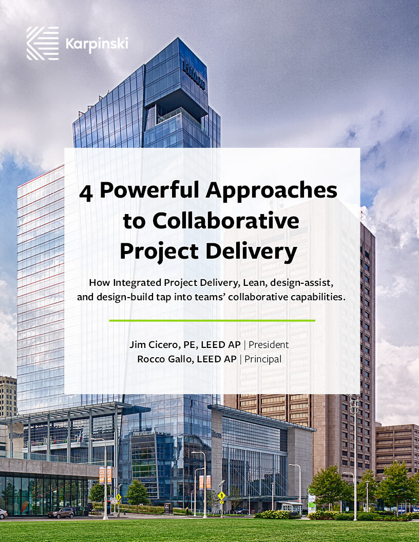4 Powerful Approaches to Collaborative Project Delivery