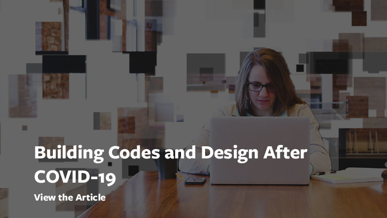 Building Codes and Design After COVID-19