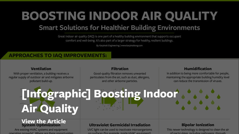 [Infographic] Boosting Indoor Air Quality