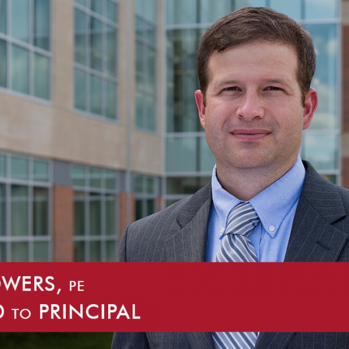 Promotion Banner Bowers Named Principal