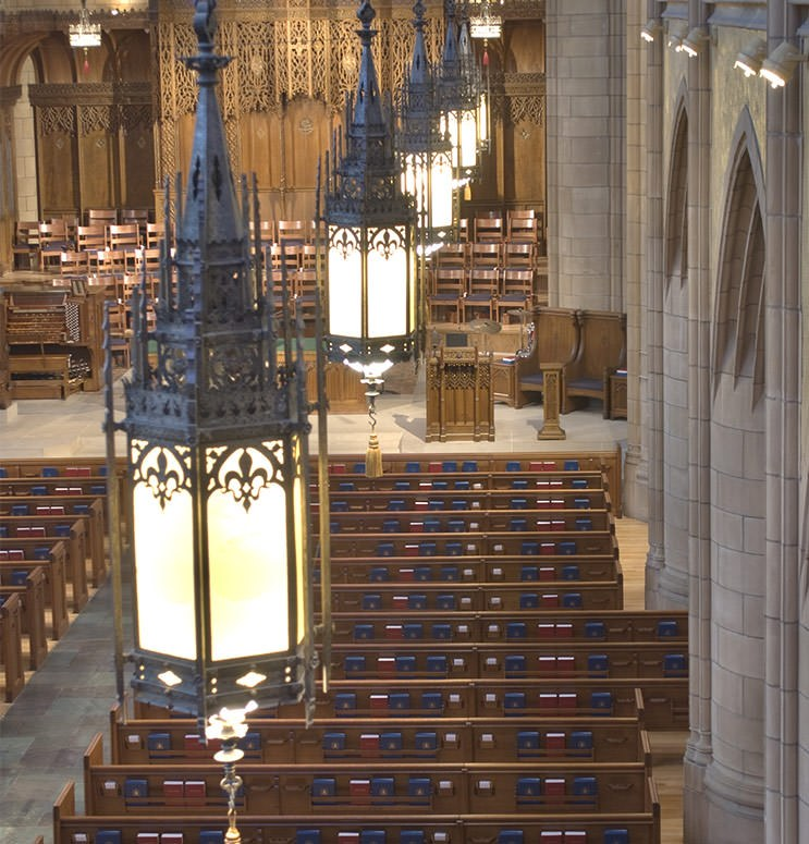 First Presbyterian Luminaires