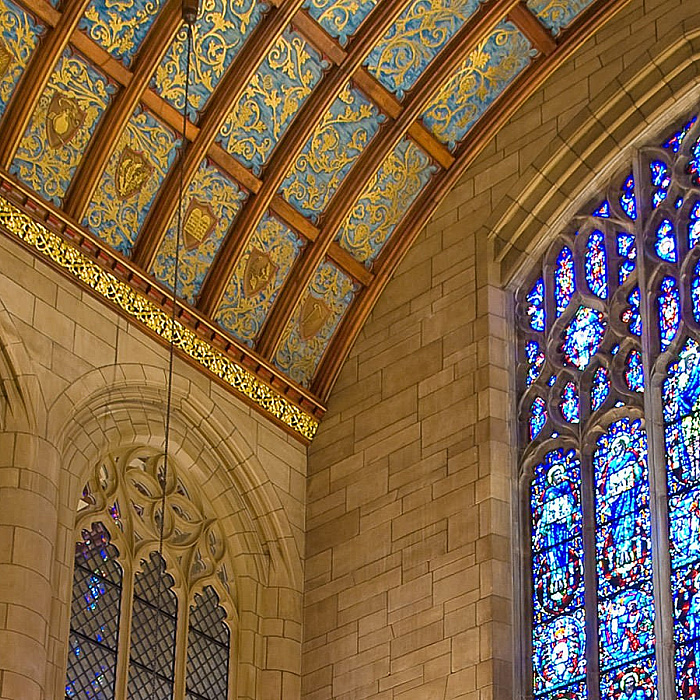 First Presbyterian Sanctuary Ceiling Hero