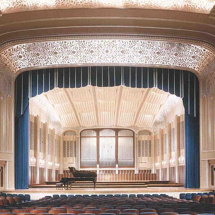 Severance Hall Concert Hall Hero